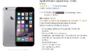 iPhone 6-Amazon