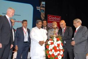 CeBIT Bangalore 2014 Inauguration
