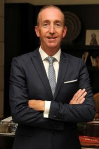 Nigel Eastwood CEO NewCall Telecom