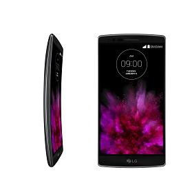 LG GFlex 2 - Left