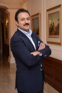 Arvind-Vohra-Gionee-India