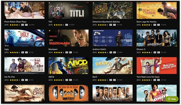 india s online streaming service spuul partners with major film