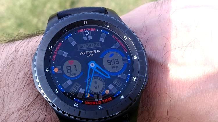 Samsung Gear S3 Review – The Smartwatch Wonder! - Telecom Drive