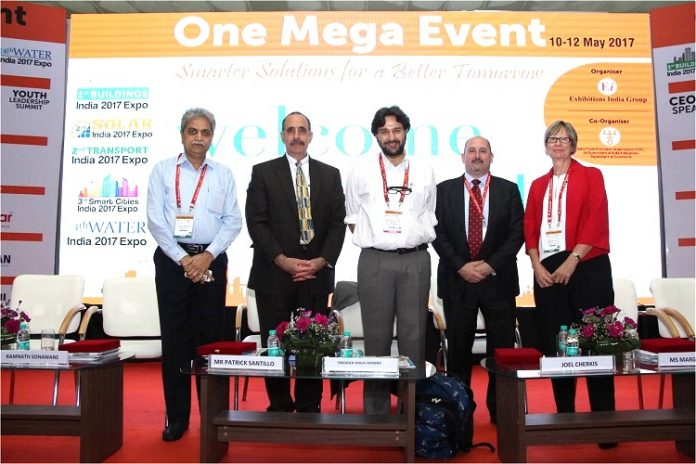 One mega event delivers blueprint for future cities of tweet malvernweather Choice Image