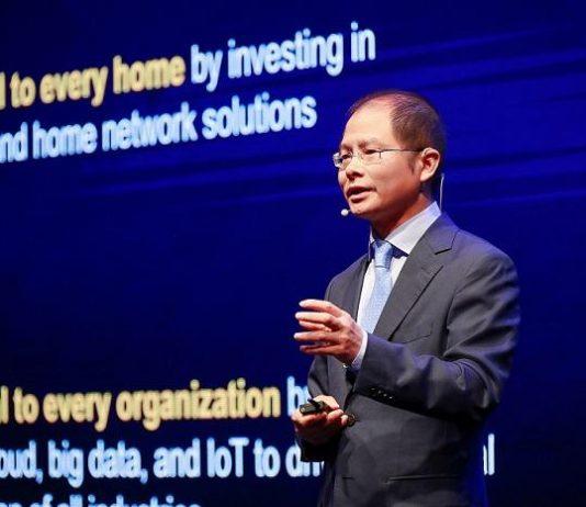 Eric Xu Huawei