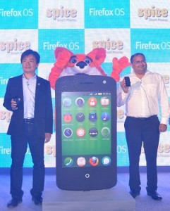 20Dr. James Ho (Senior Director, Mobile Devices, Mozilla Corporation) and Mr. Prashant Bindal (CEO, Spice Mobility Limited)