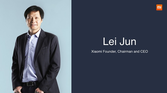 Lei Jun Applauds Xiaomi India for selling more than 1
