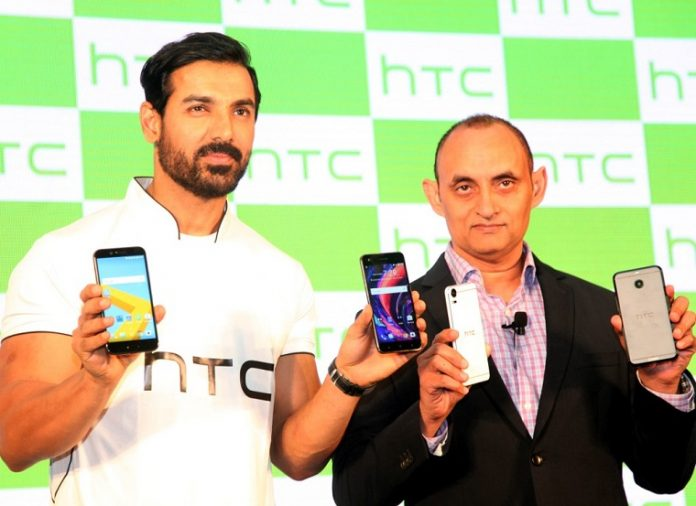HTC Unveils HTC Desire 10 pro for INR 26,490 in India - Telecom Drive