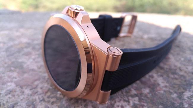 bce0de45cc0a Michael Kors Smartwatch Review  Fashionably Best Android Wear - Telecom  Drive