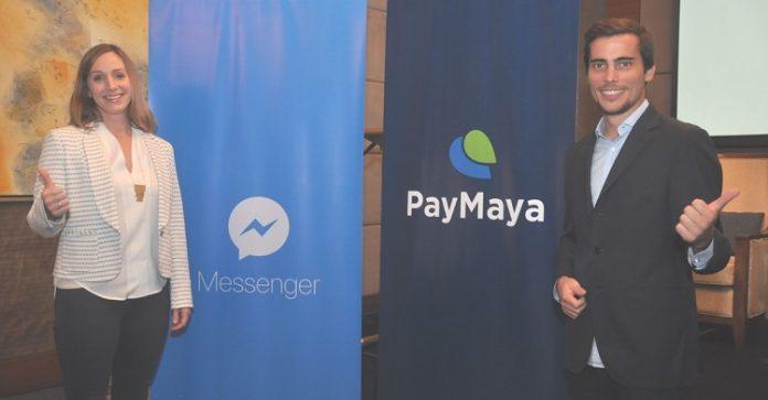 Paymaya: PayMaya, Facebook Launch Messenger-Driven Payment Tools In