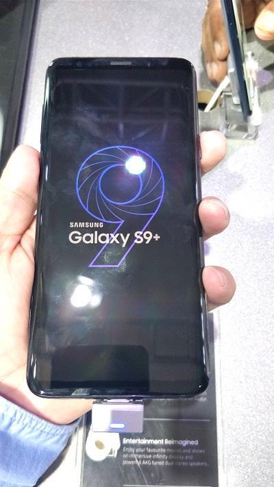 Galaxy S9 Innovations: Samsung Updates AR Emoji Stickers