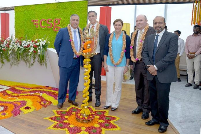 Growth in India: CSG Expands Staff, Office Space in