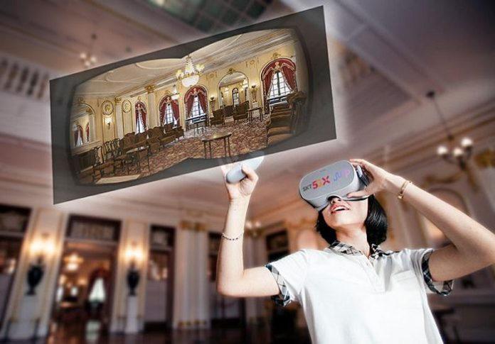 SK Telecom Virtual Reality Tour