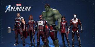 Avengers Hero