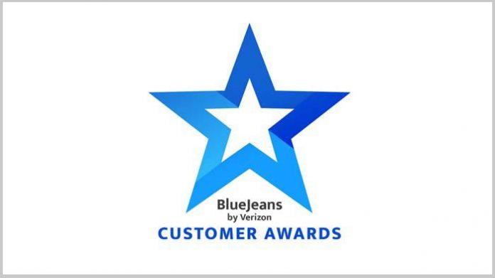 Bluejeans Award