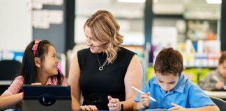 Australian primary school drives innovation with iPad