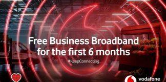 Vodafone Free Broadband