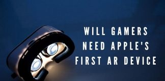 Gamers Need Apple's AR Device