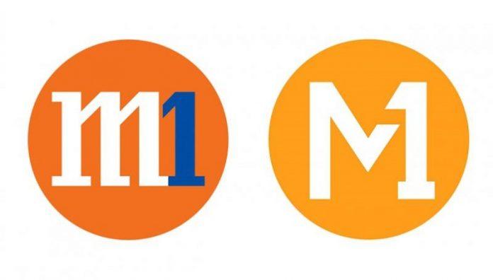 M1 Refreshed Logo