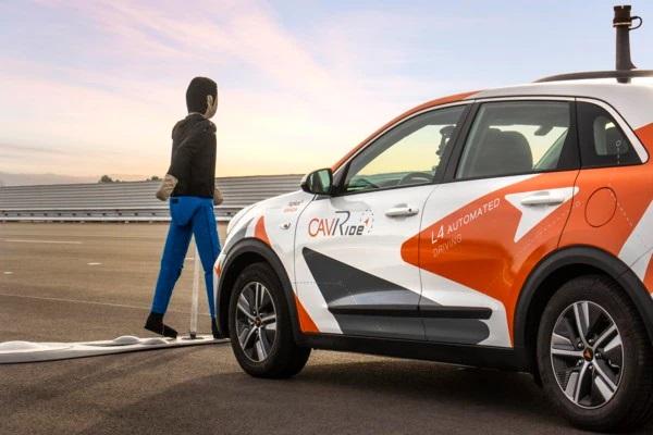 Orange Spain, Applus+ IDIADA and Ericsson