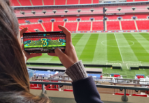 EE Announces 5G AR Foosball Live from Wembley Stadium