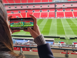 EE Announces 5G AR Foosball Live from Wembley Stadium