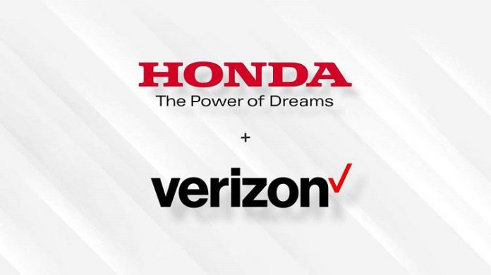 Verizon and Honda