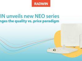 RADWIN Unveils New NEO PtMP Base Station Series
