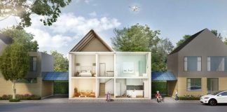 Vodafone predicts underground greenhouses, click-and-deliver homes