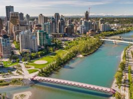 City of Calgary Selects Rogers for Wireless Infrastructure Development