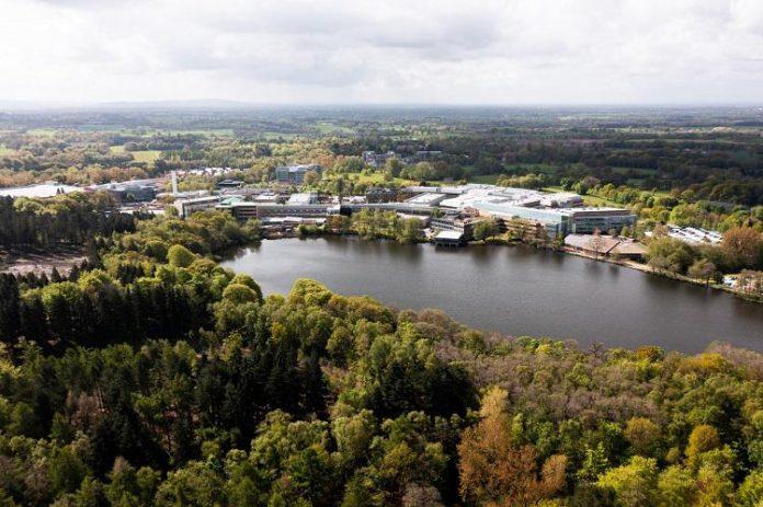 BT brings neutral host solution to Alderley Park